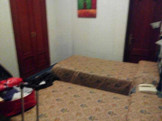 Hotel Nacional Melilla: Todo un lujo por tan solo 60€ la noche
