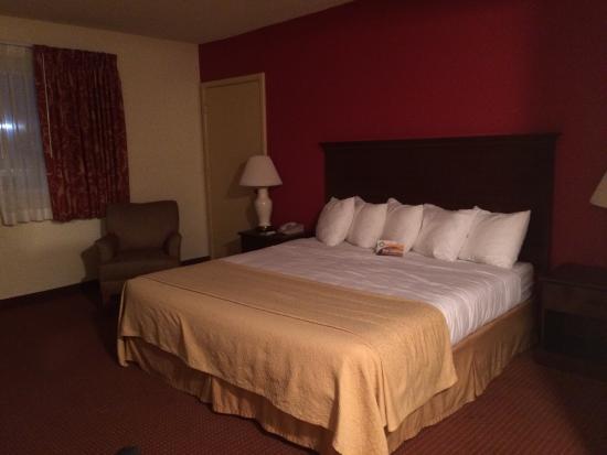 Quality Hotel Americana Nogales: Es mucho más de lo que esperas! Muy bien!