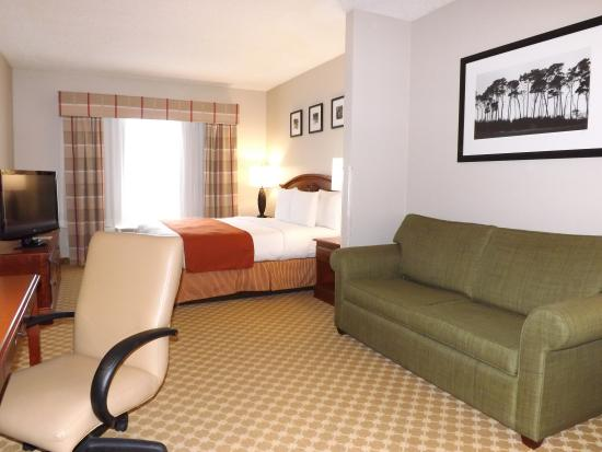 Country Inn & Suites By Carlson, Ocala: KING ROOM