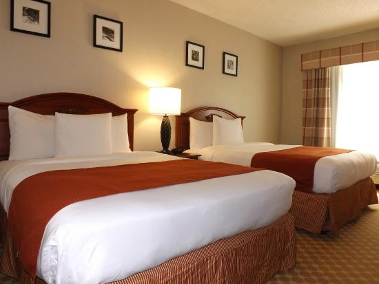 Country Inn & Suites By Carlson, Ocala: TWO QUEEN BEDS