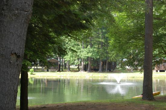 Grounds Picture Of Alpine Lake Rv Resort Corinth