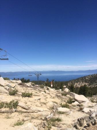 South Lake Tahoe, CA: View from Gondola
