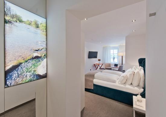 Hotel Forstinger: Doppelzimmer Deluxe