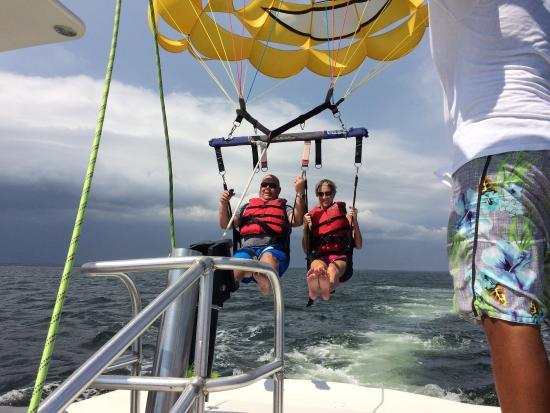 story banana boat crew best vacation ever