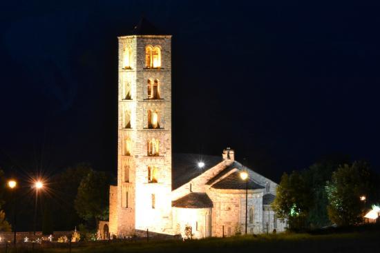 De nocche - Picture of Esglesia de Sant Climent de Taull ...