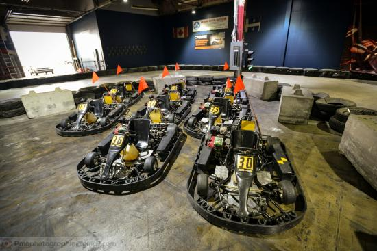 Photo of Tourist Attraction Top Karting at 200, Rue D'edmonton, Gatineau J8Y 3S6, Canada