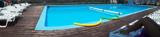 Hotel Capo Skino: piscina