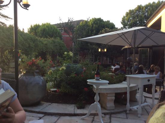 Villa Augusta : Restaurant view