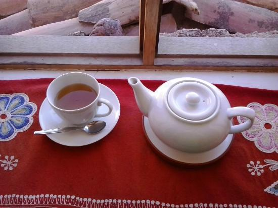 Casa Sihuar: Chá de Coca
