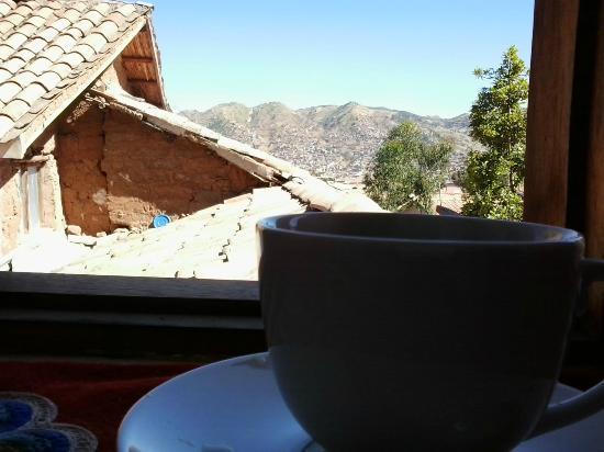 Casa Sihuar: Vista do Quarto