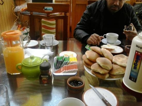 Casa Sihuar: Café da Manhã