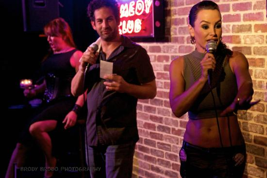 New York Comedy Club: Jay Nog & Lisa Ann!