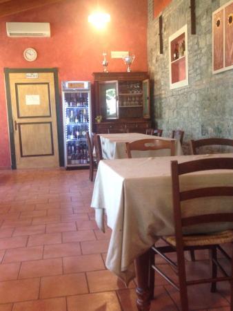 Solignano Nuovo, إيطاليا: Sala