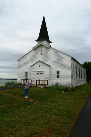 Peddock's Island : chapel