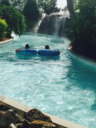 Hilton Orlando: Beautiful pleasant stay July 17, 2015