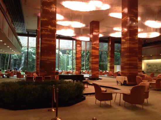 RIHGA Royal Hotel Osaka: lounge2