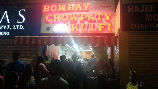 Bombay Chowpaty Kulfi