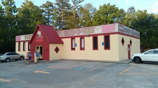 Ντάλας, Τζόρτζια: Rodney's exterior view