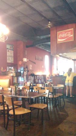 Dallas, GA: Rodney's interior