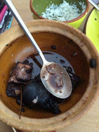 Barraco do Dende : feijoada brésilienne un régal