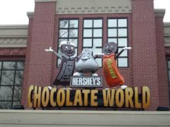 Where Is The World S Largest Chocolate Factory Located