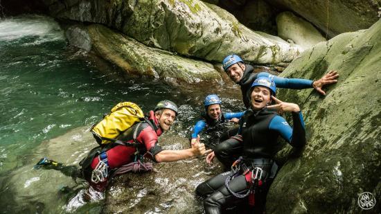 Speleo Canyon Ariege