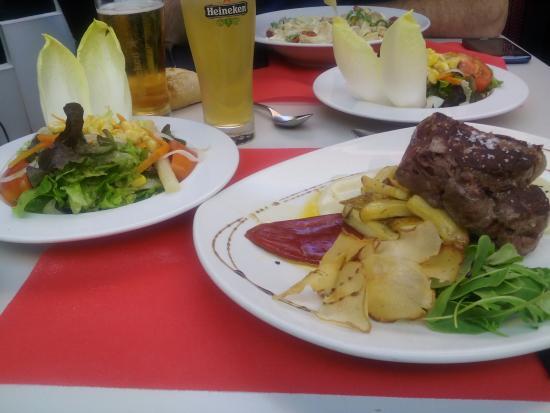 Cafe Niza: menú del día
