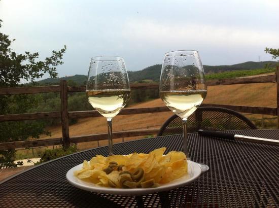 La Rocca dei Briganti : Il vino di produzione della Rocca