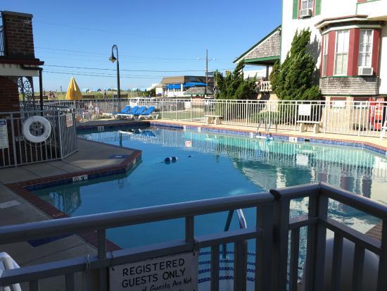 the hotel pool picture of the stockton inns cape may tripadvisor rh tripadvisor com
