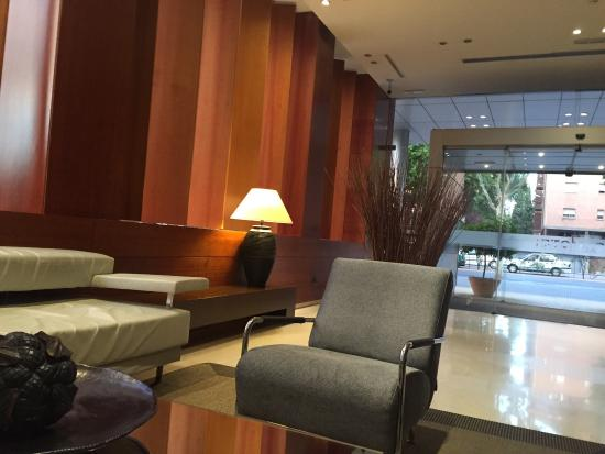 AC Hotel Guadalajara: Hall