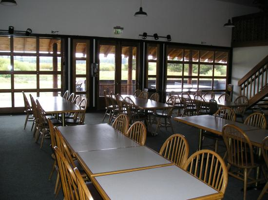 Bend-Sunriver RV Campground: Restaurant