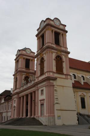 Benediktinerstift Goettweig: Stiftskirche Gottweig