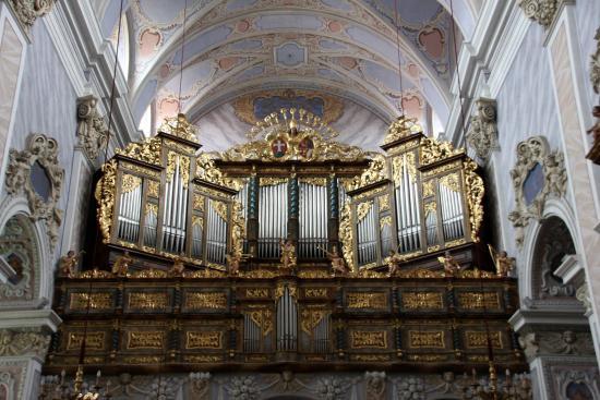 Benediktinerstift Goettweig: Stiftskirche Gottweig Orgel
