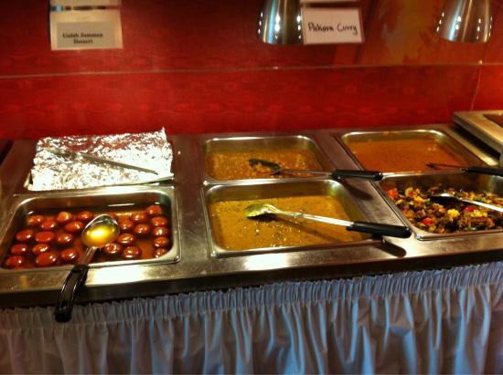 Вернон, Канада: Saffron Touch Indian Cuisine