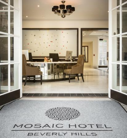 Mosaic Hotel Beverly Hills Updated 2018 Prices Reviews Ca Tripadvisor