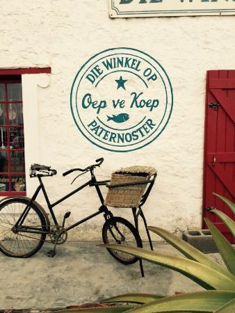 Paternoster, South Africa: Oep ve Koep