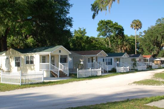 Bulow Rv Resort Cottages