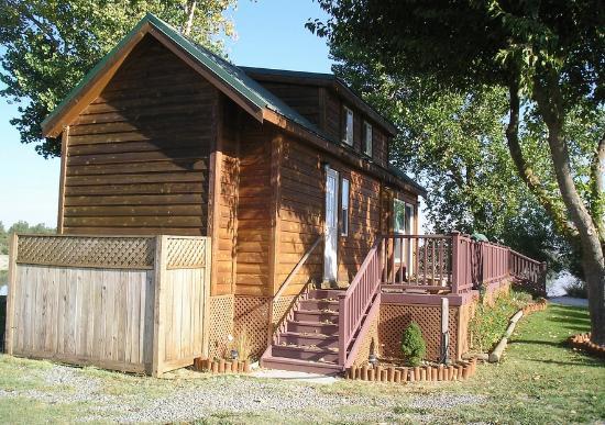 Lake Minden RV Resort : Rental unit