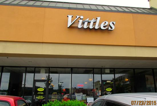Vittles Of Donelson Front