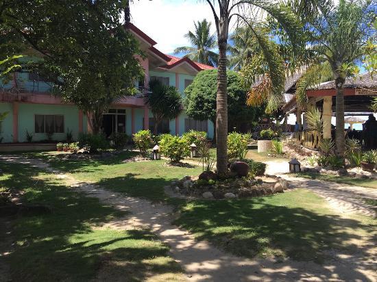 LGU Cagwait White Beach Resort