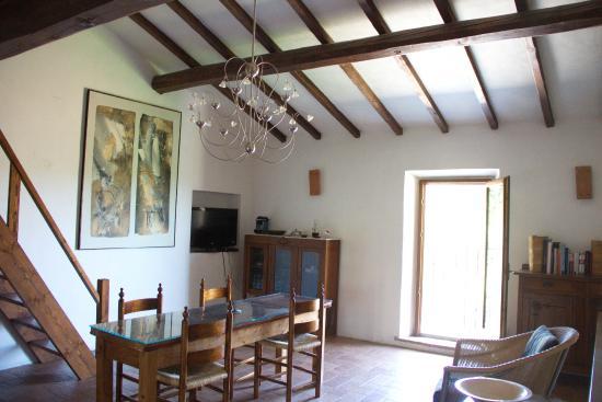 Vicchio, Italien: Wspólny salon