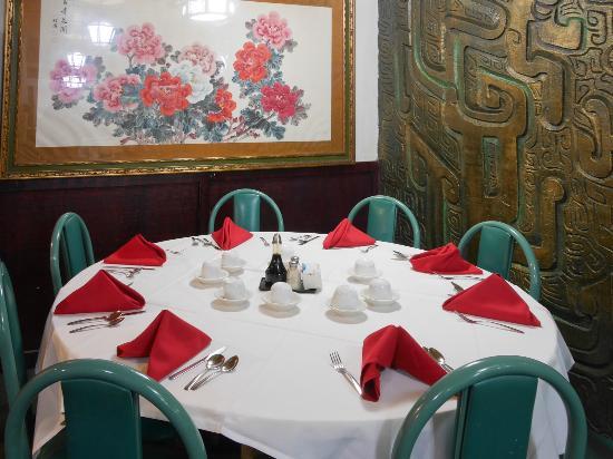 Golden Wok II: Dining Room C