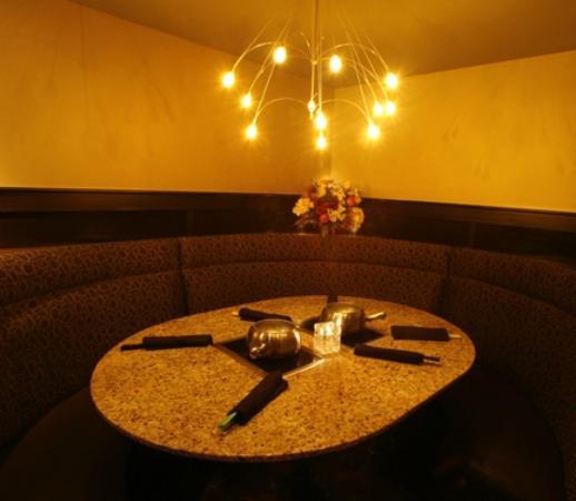 The Melting Pot: Dining Room