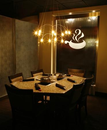 The Melting Pot: Waterfall Room