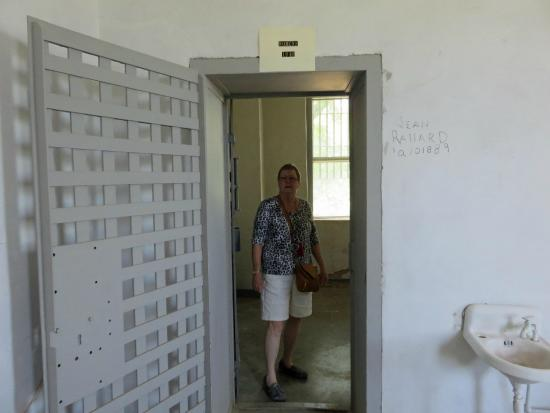Historic Old Pecos County Jail: Historic Old Pecos County Jail