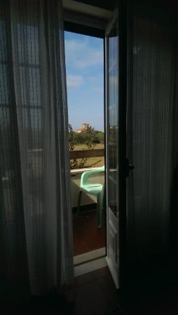 Quinta Beira-Mar: вид из номера
