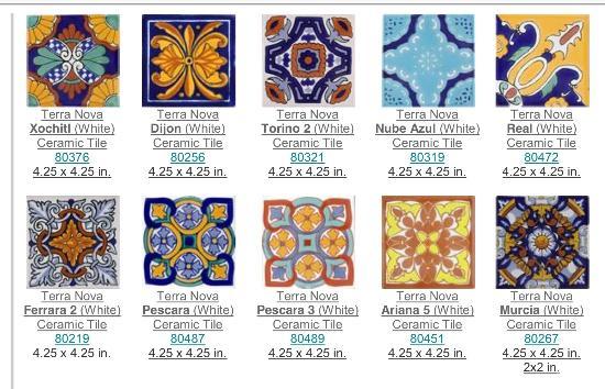 Foto de mexican pottery cabo san lucas talavera for Azulejo de talavera mexico