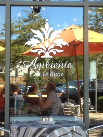 Ambiente Cafe & Bistro