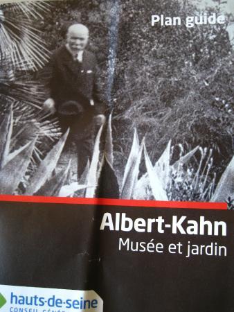 M Kahn Photo De Albert Kahn Musee Et Jardins Boulogne