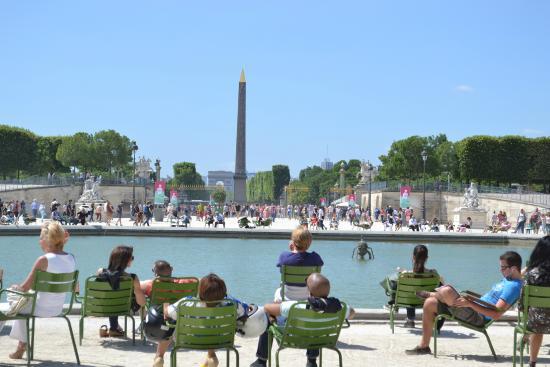 Παρίσι, Γαλλία: Les tuileries